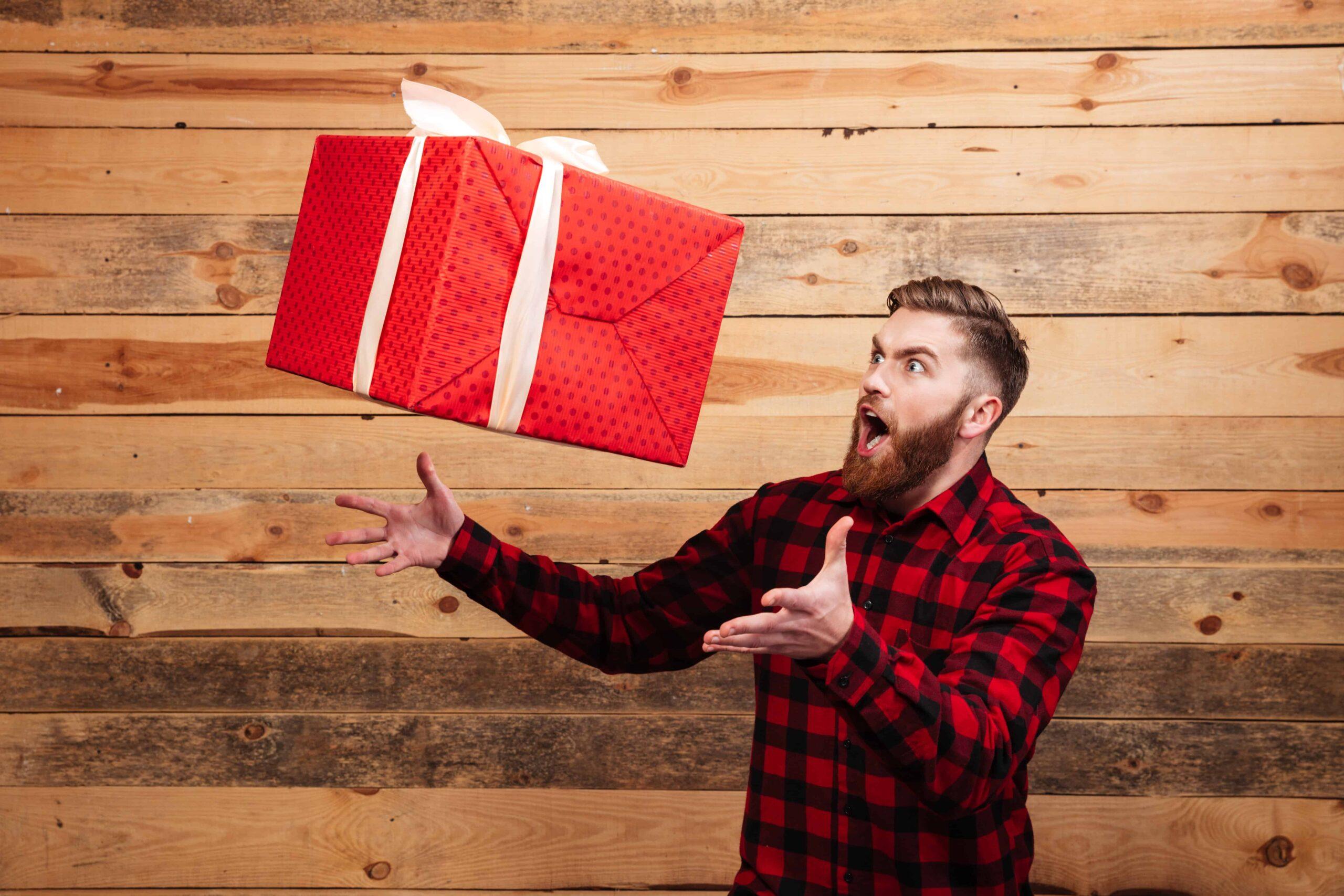20 идей подарков для парня