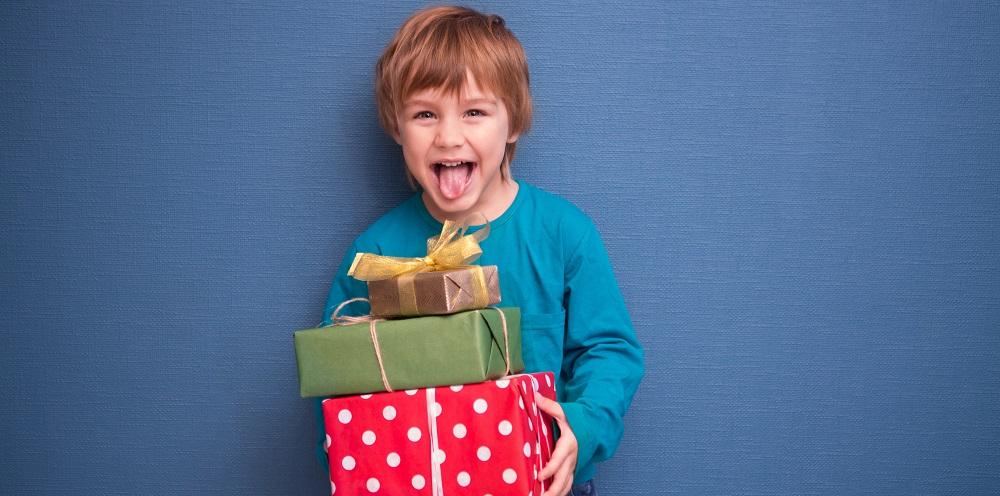 Подарки для мальчика